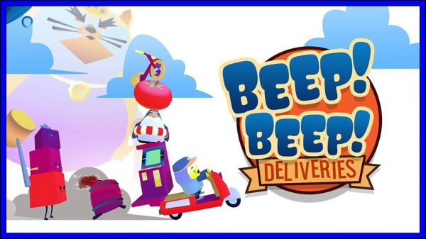 Beep! Beep! Deliveries (PS4) Review