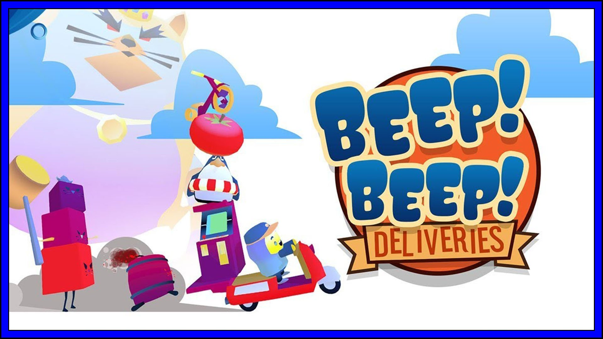 Beep Beep Deliveries Fi3