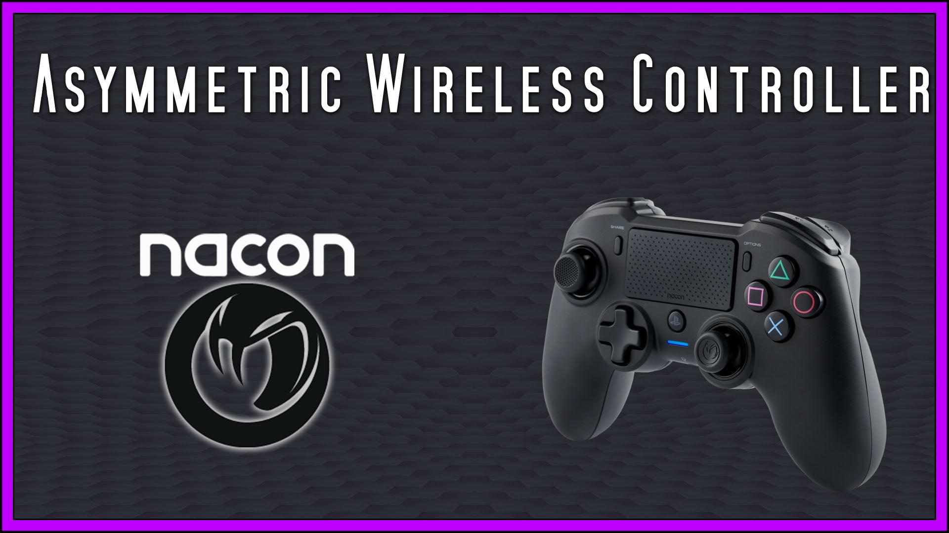 NACON Asymmetric Wireless Controller Fi3