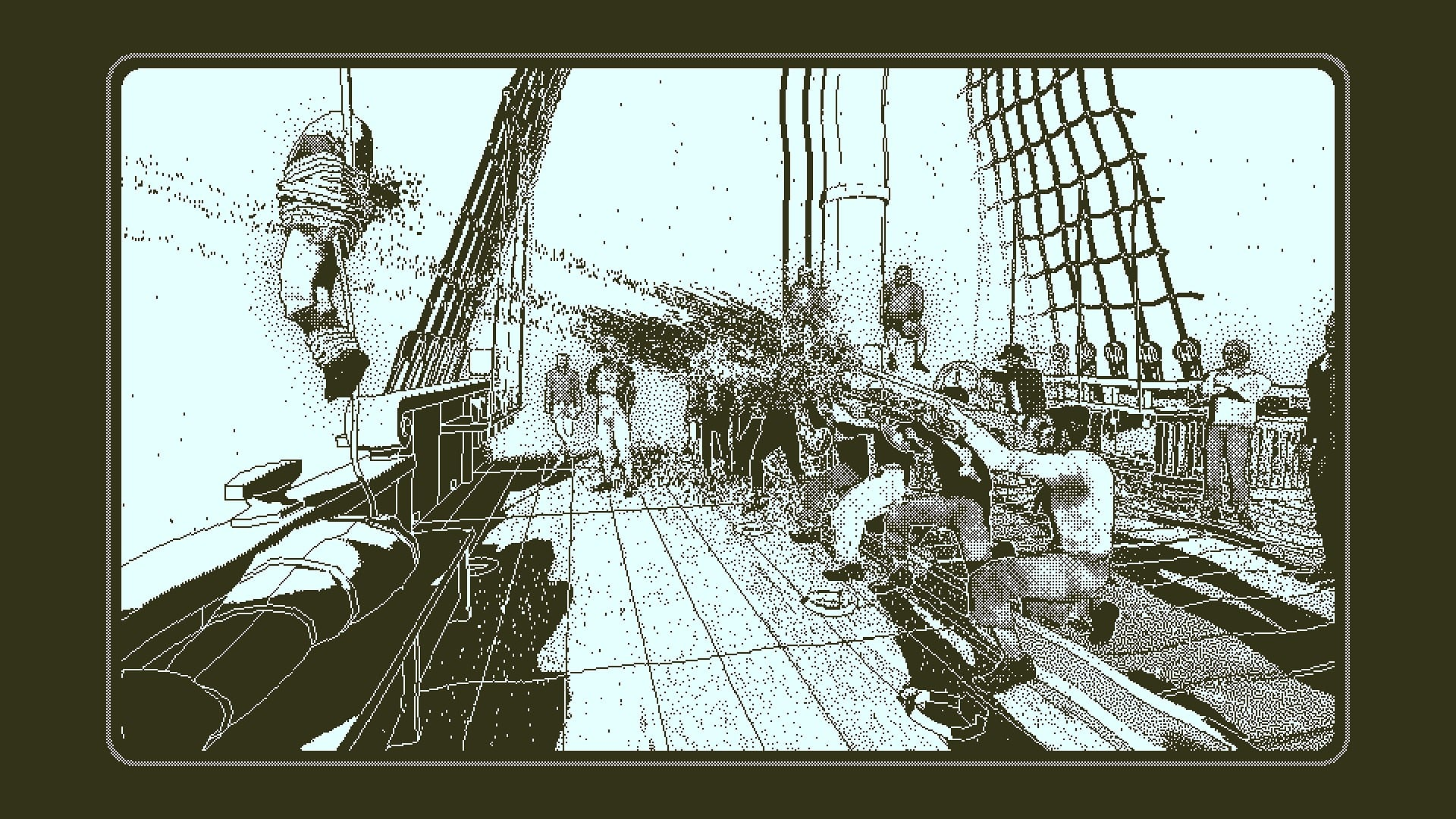 Return of the Obra Dinn 2