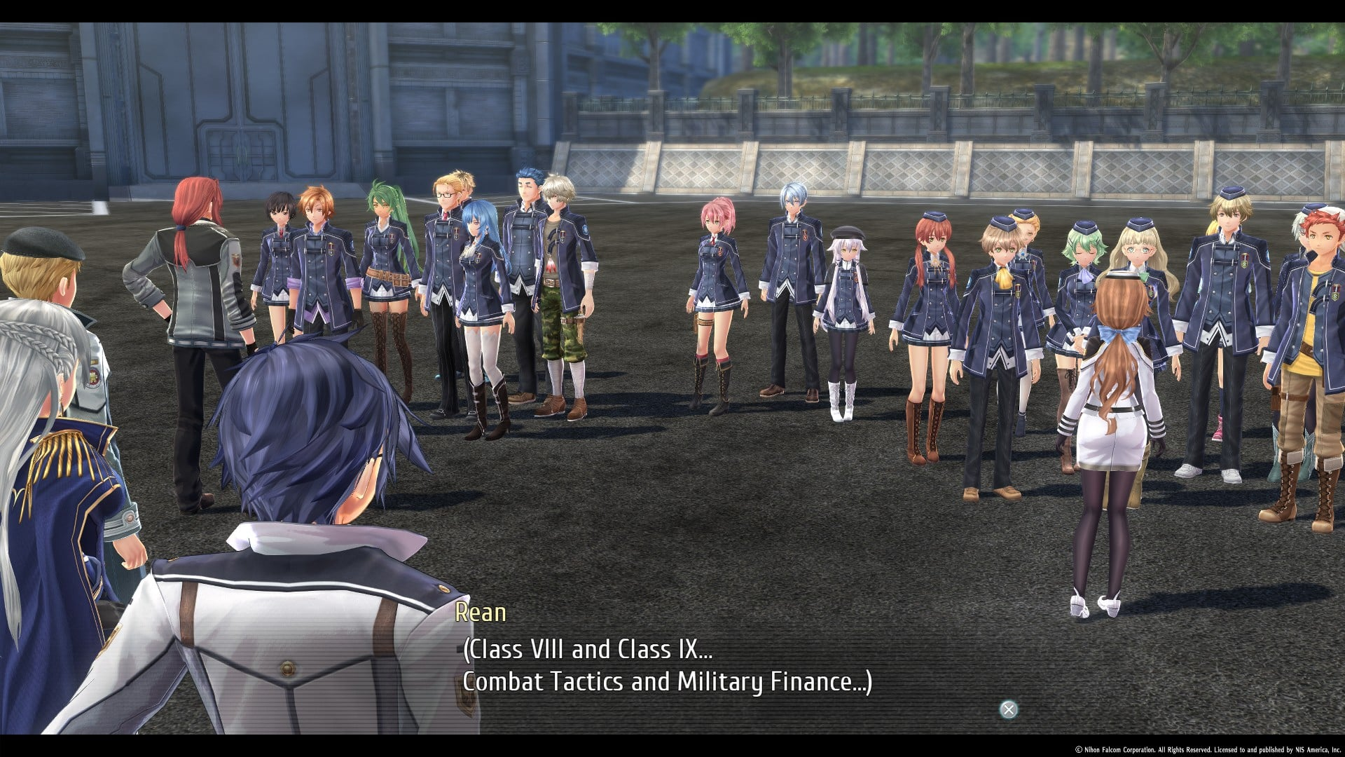 Trails of Cold Steel III 1