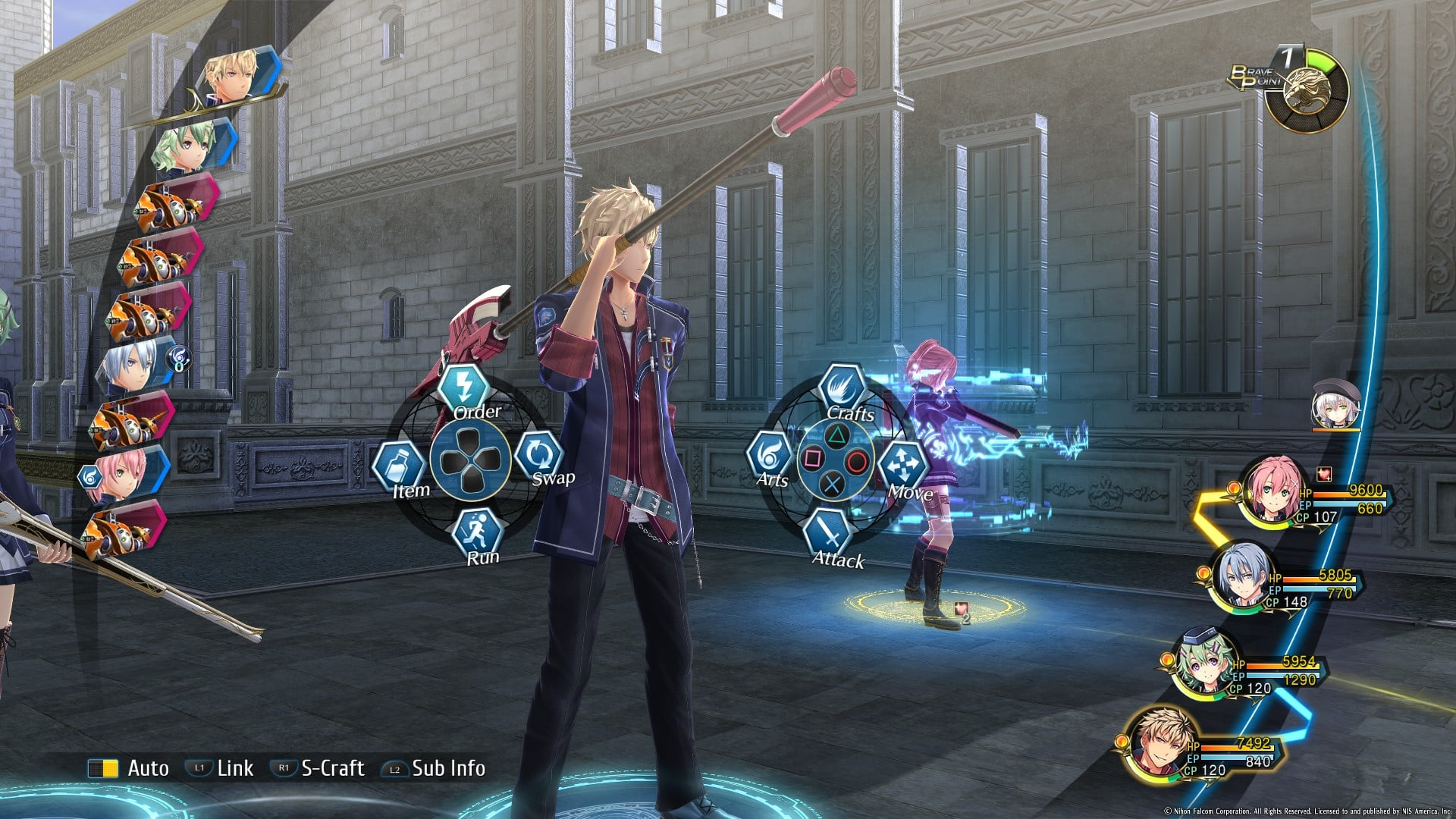 Trails of Cold Steel III 5