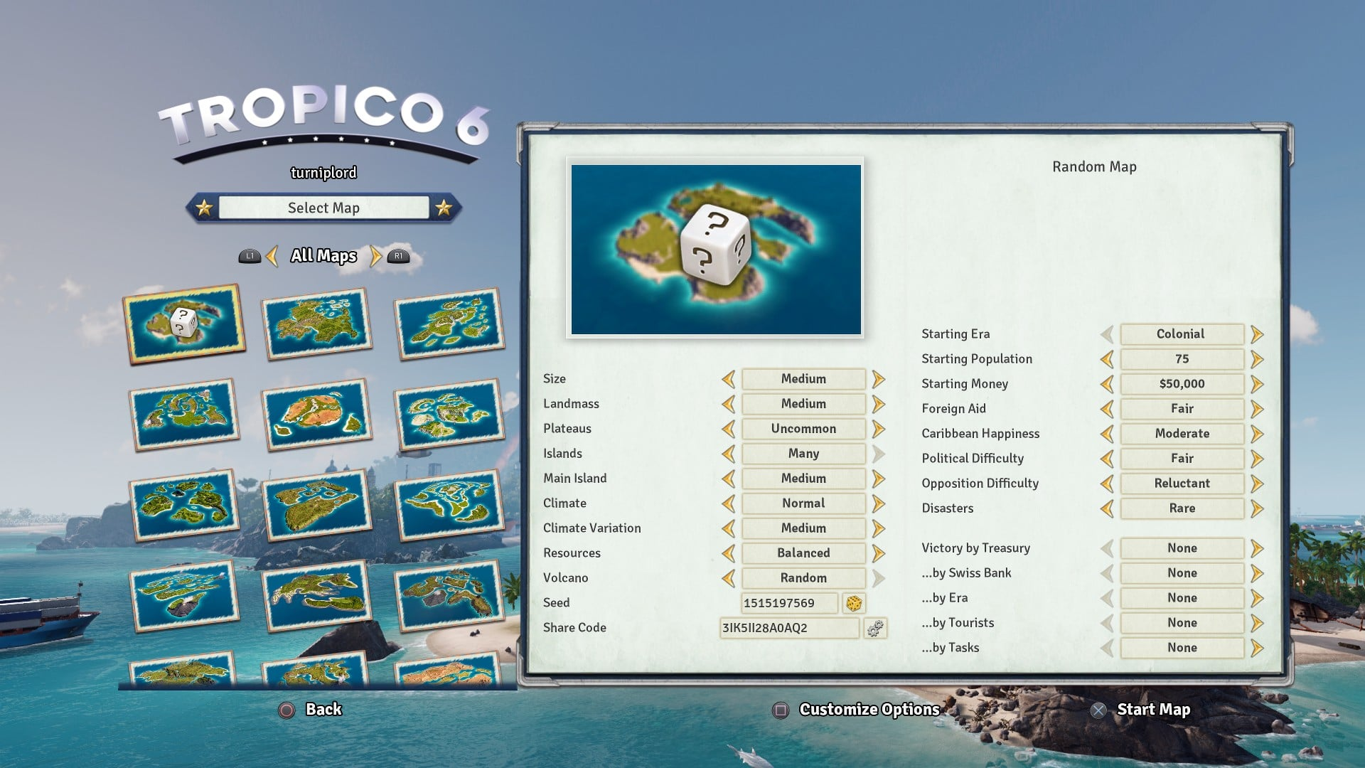 Tropico 6 6