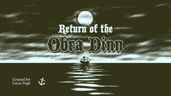 Return of the Obra Dinn (PS4) Review