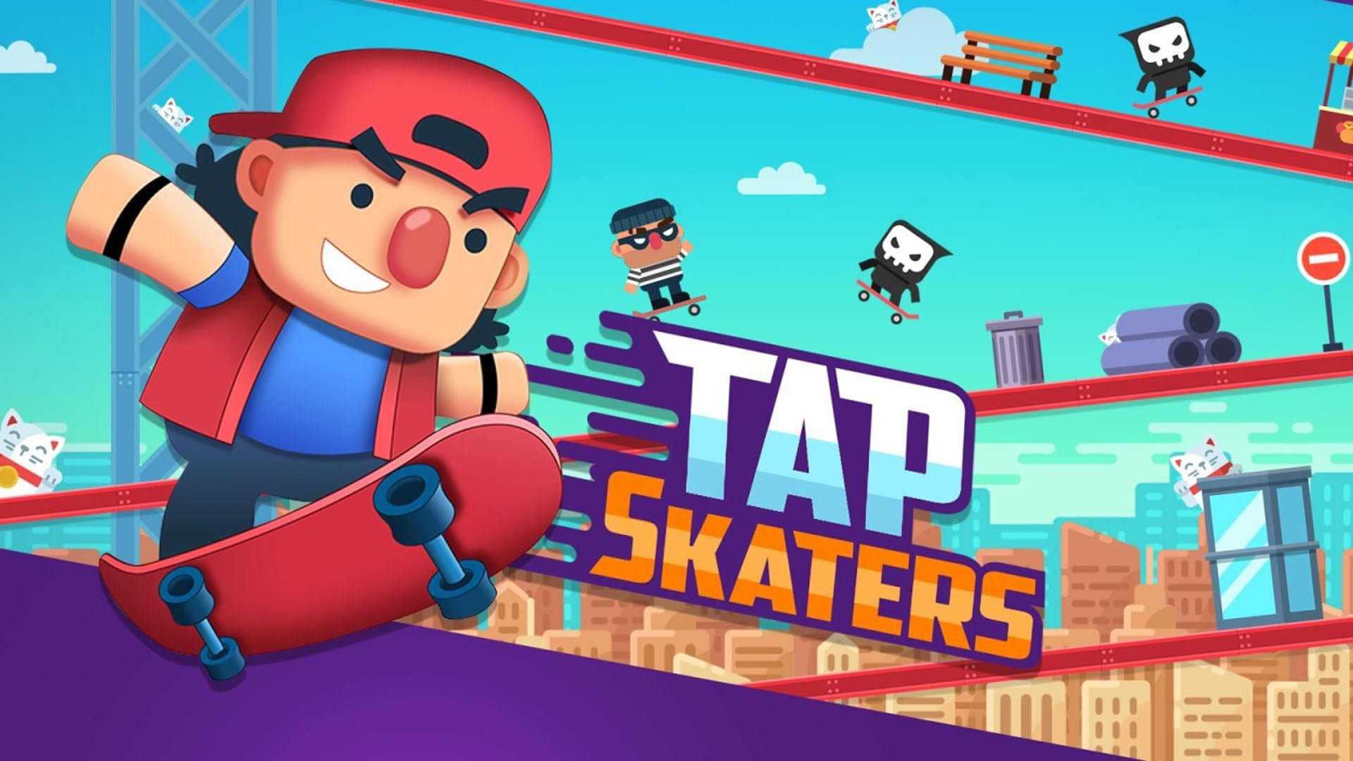 Tap Skaters (Nintendo Switch) Review