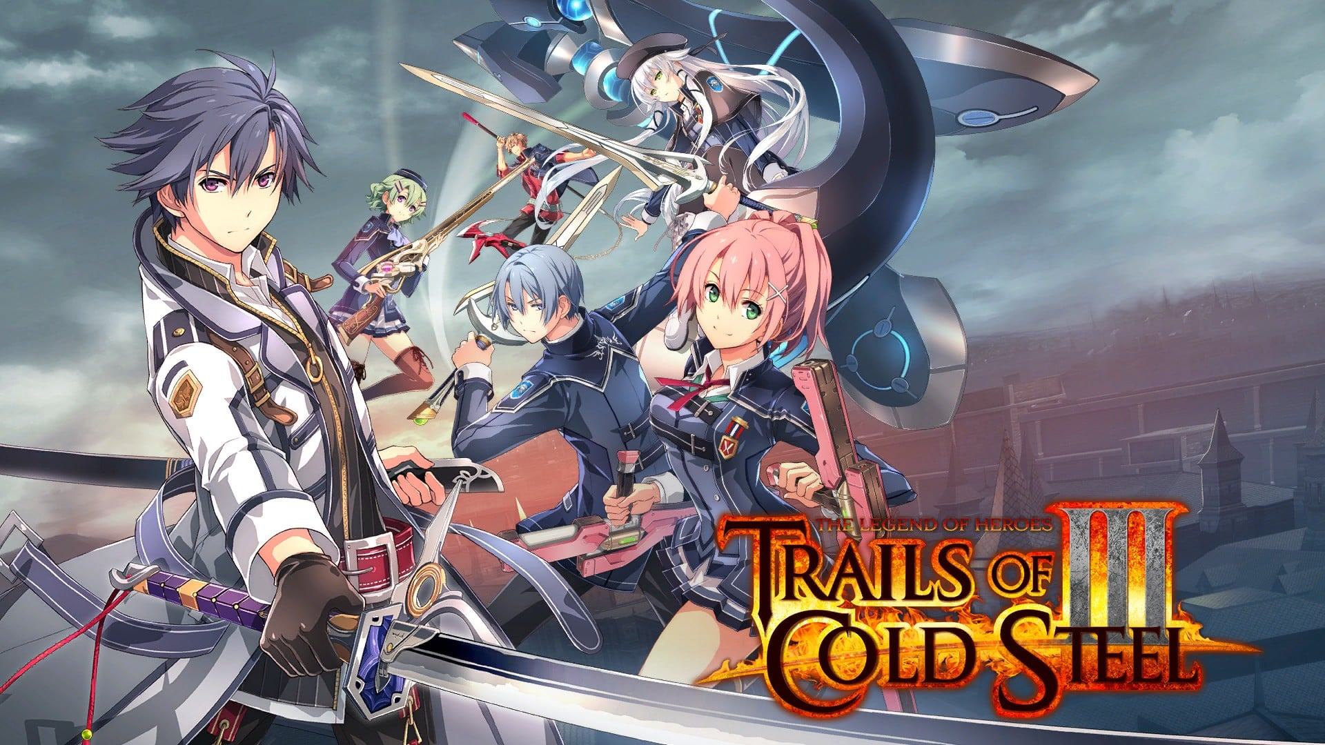 The Legend of Heroes: Trails of Cold Steel III (Switch) Review