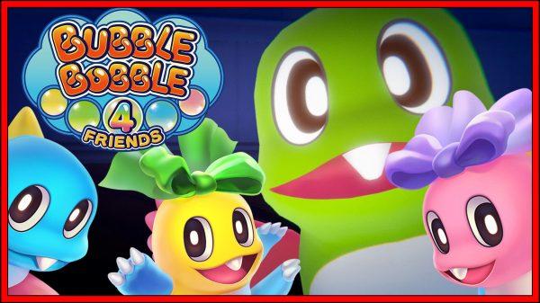 Bubble Bobble 4 Friends (Switch) Review