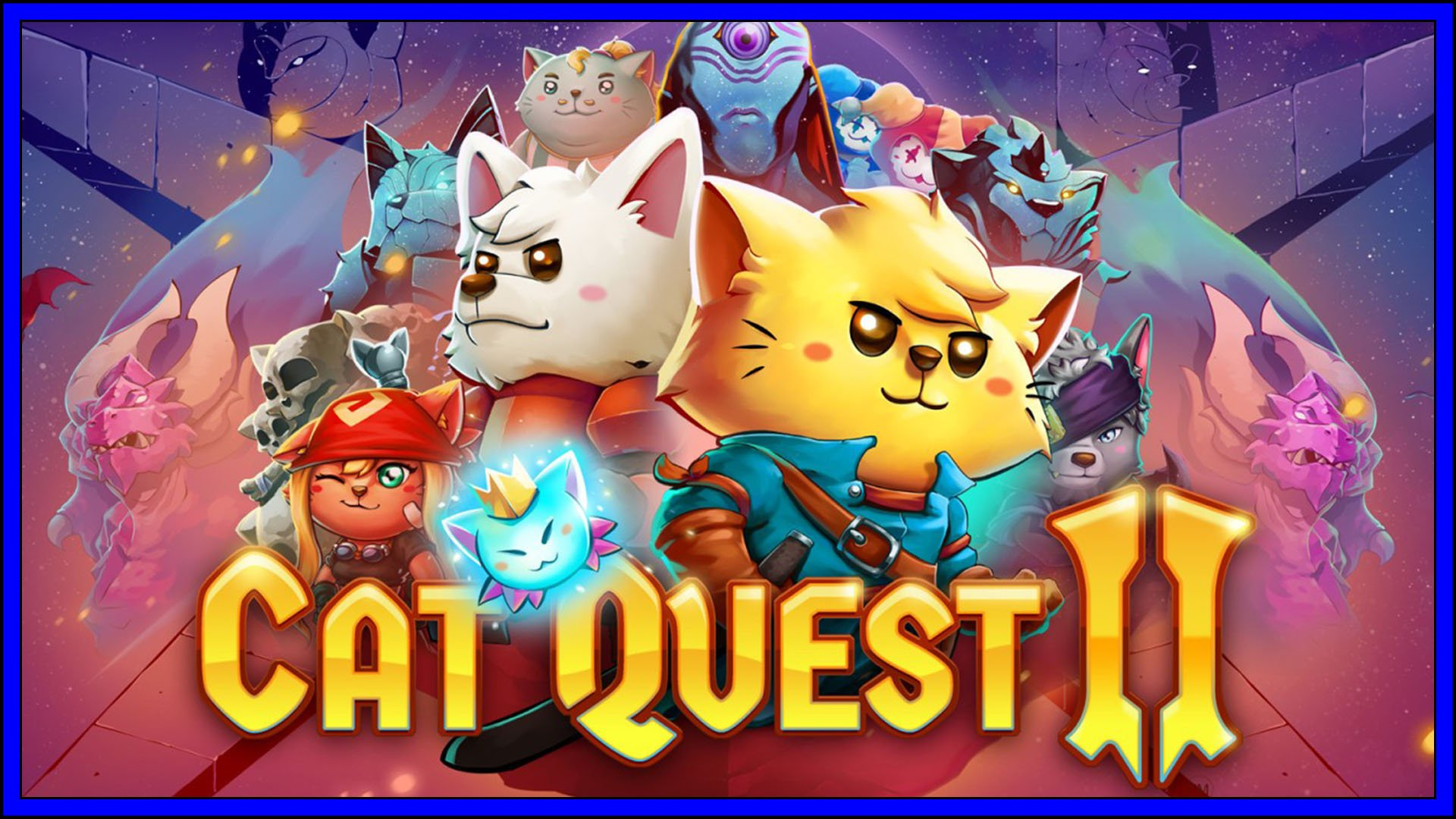 Cat Quest II Fi3