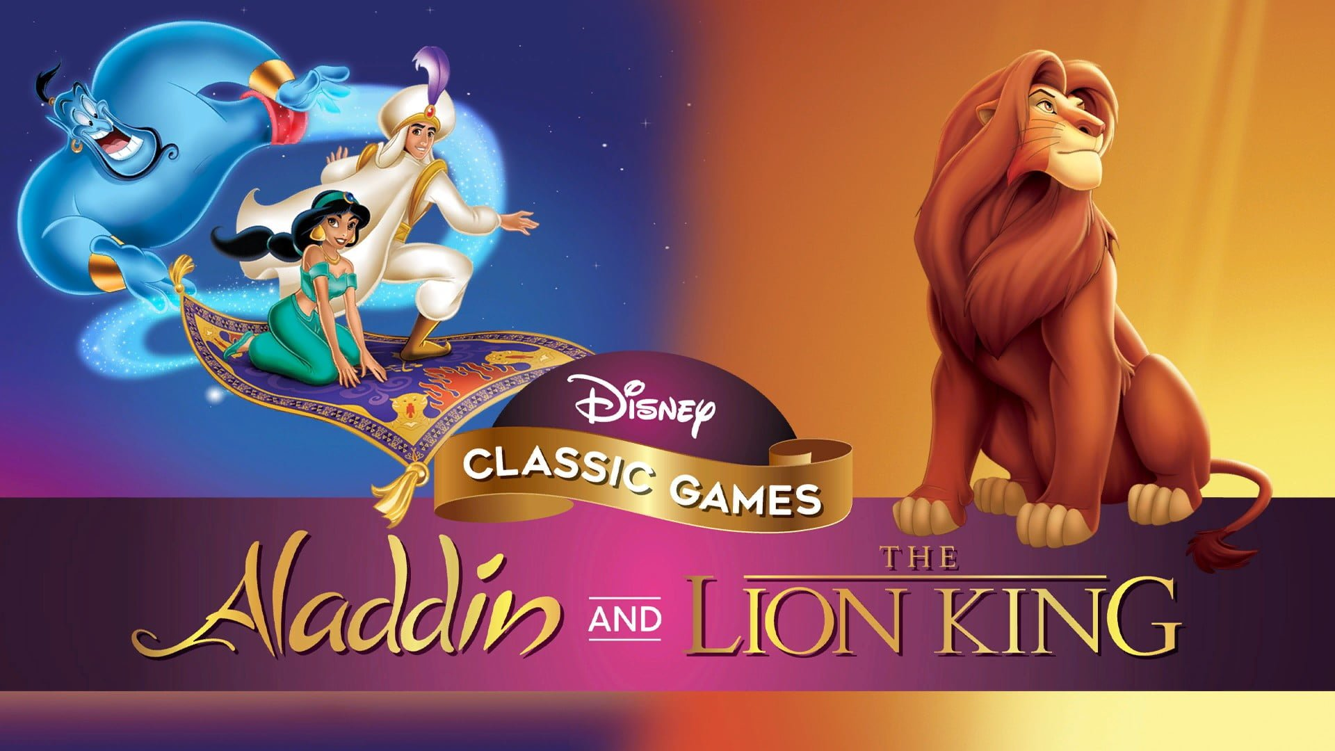 Disney Classic Games: Aladdin and The Lion King (PS4) Review