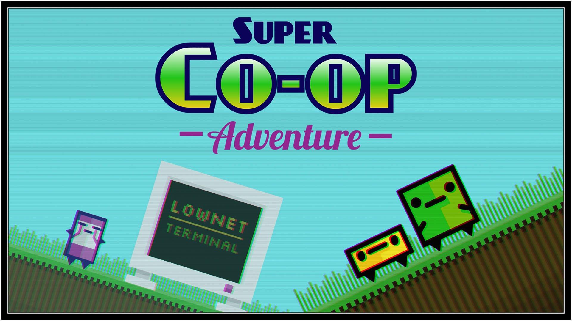 Super Co-op Adventure (PC) Preview