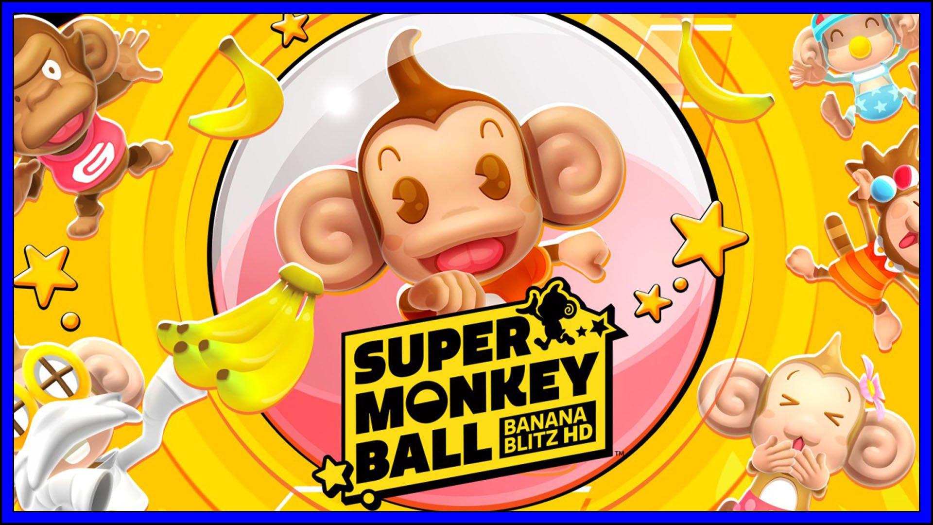 Super Monkey Ball: Banana Blitz HD (PS4) Review