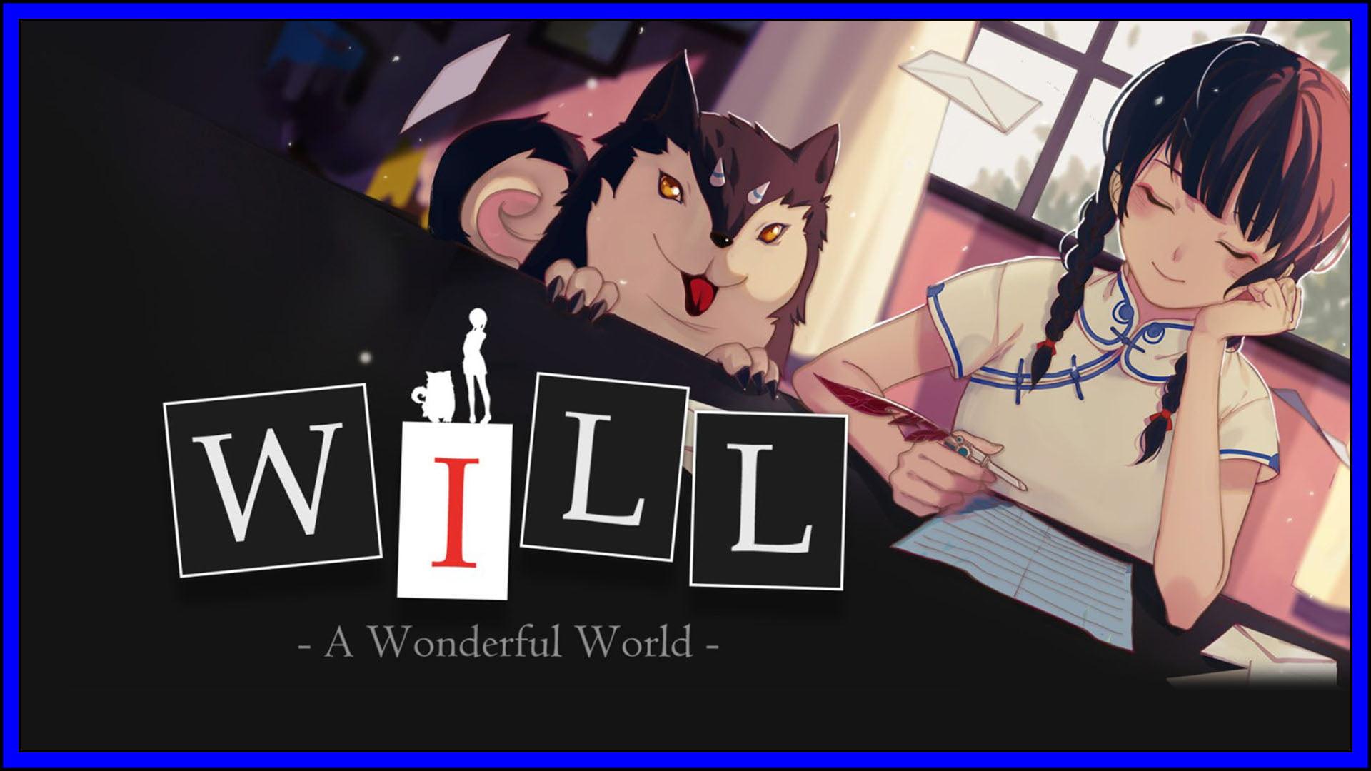 Will A Wonderful World Fi3