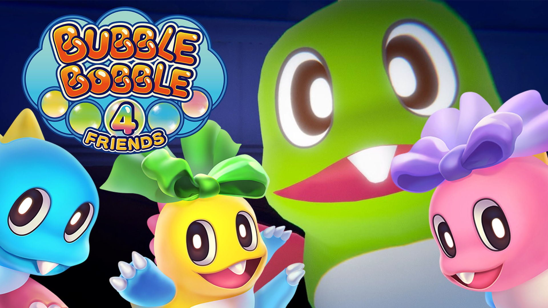 Bubble Bobble 4 Friends (Switch) Review