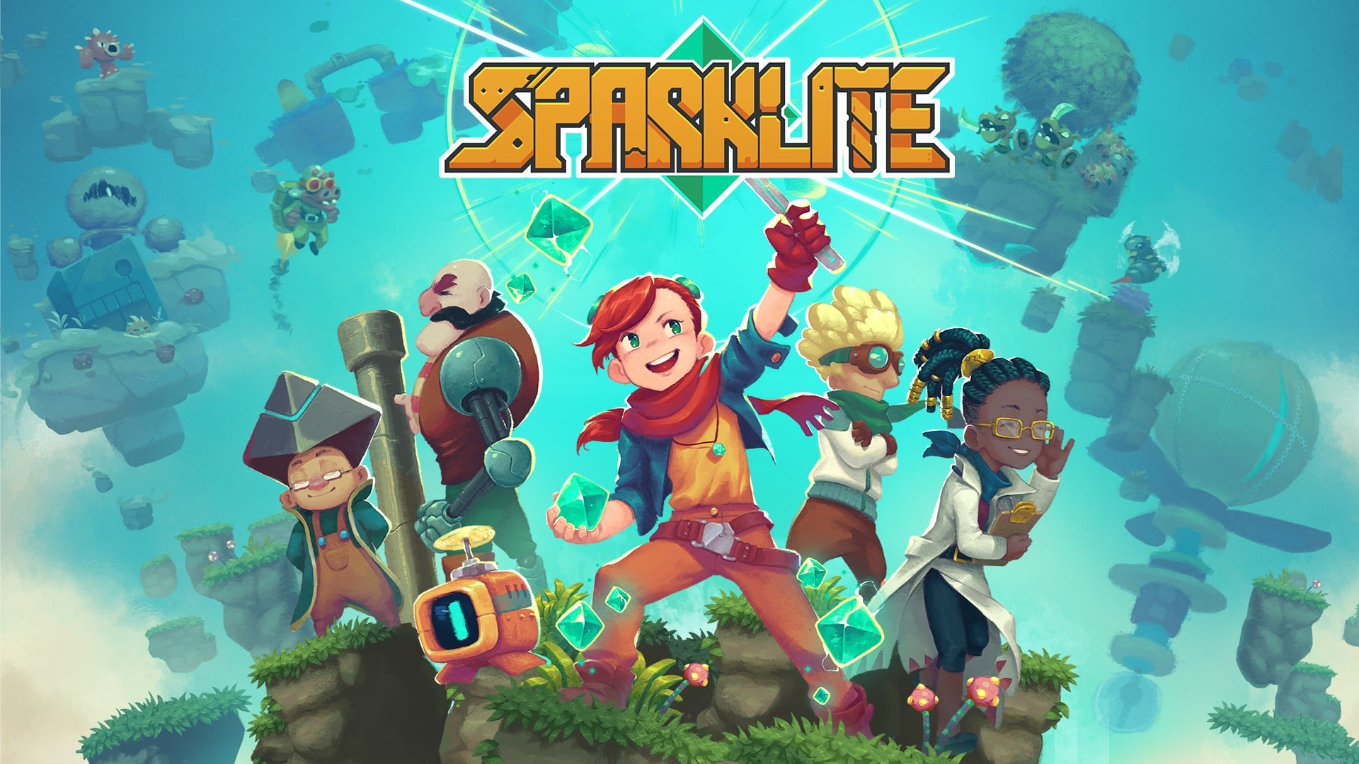 Sparklite (PS4) Review
