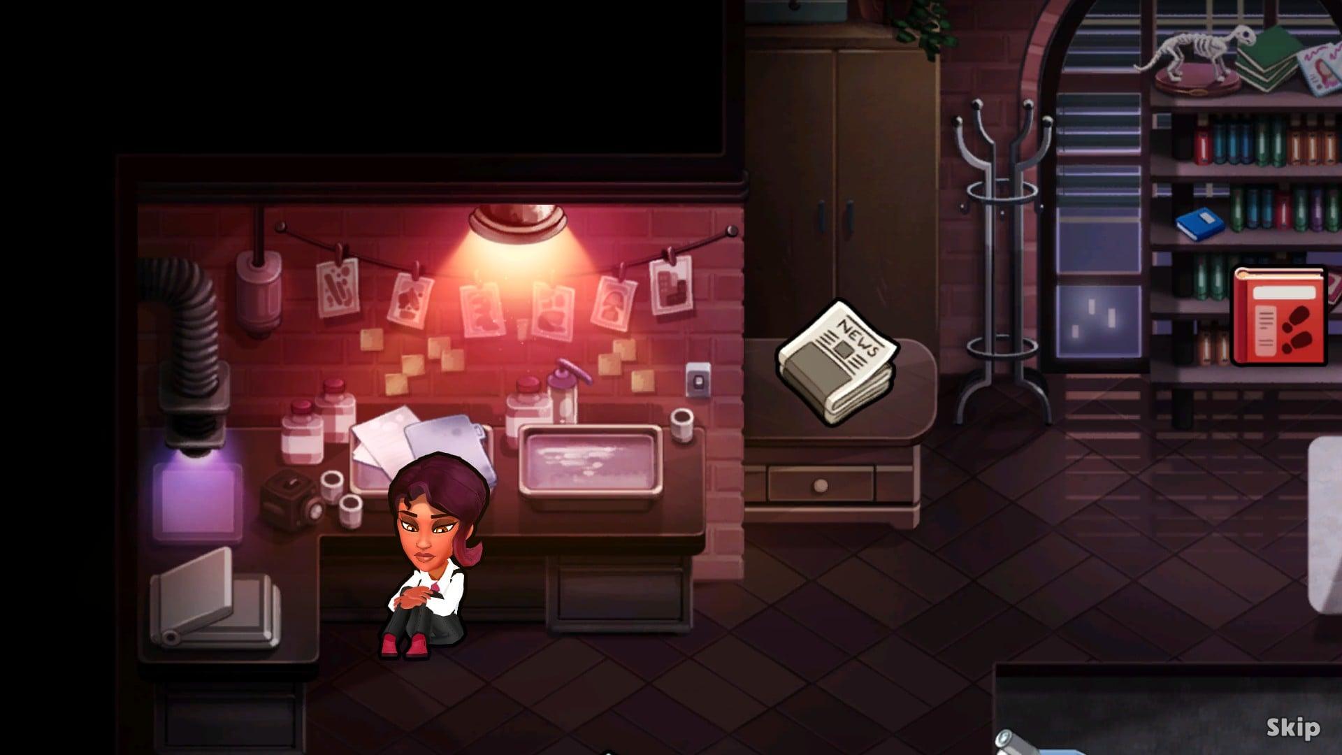 Detective Jackie - Mystic Case 1