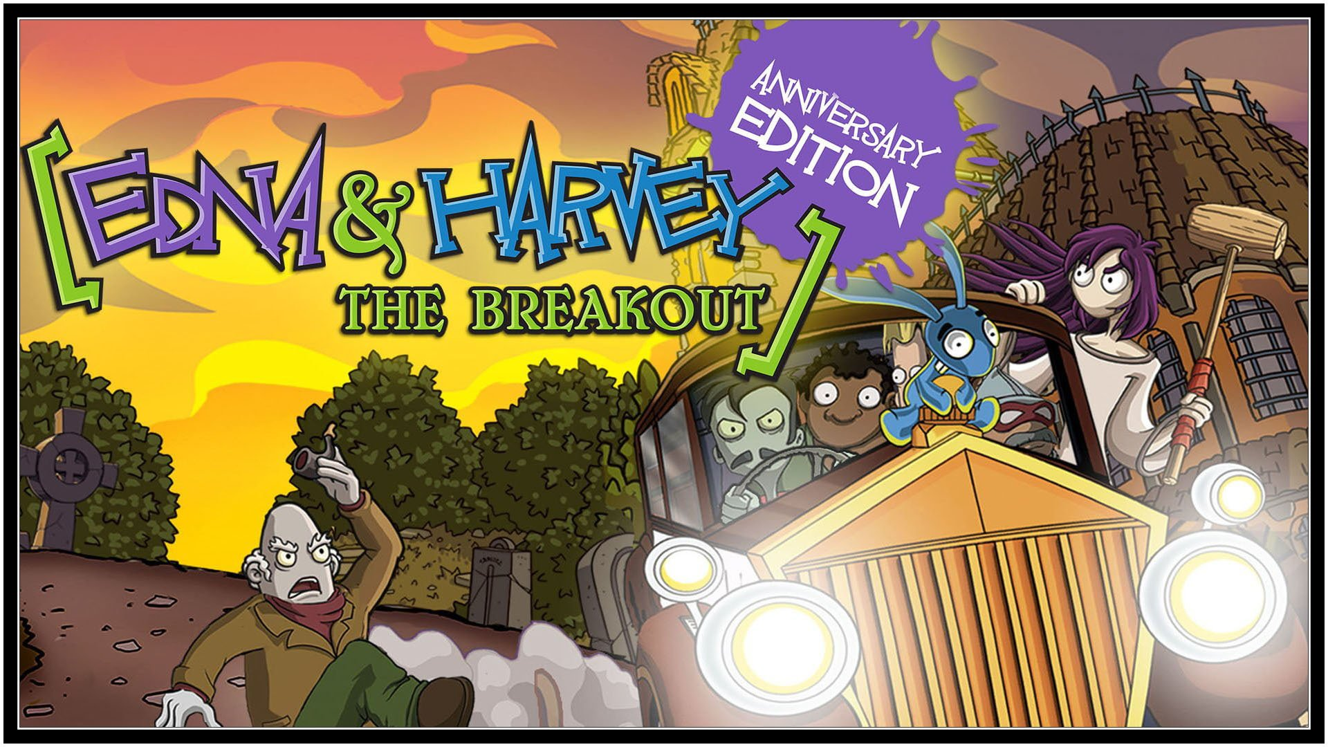 Edna And Harvey The Breakout PC Fi3