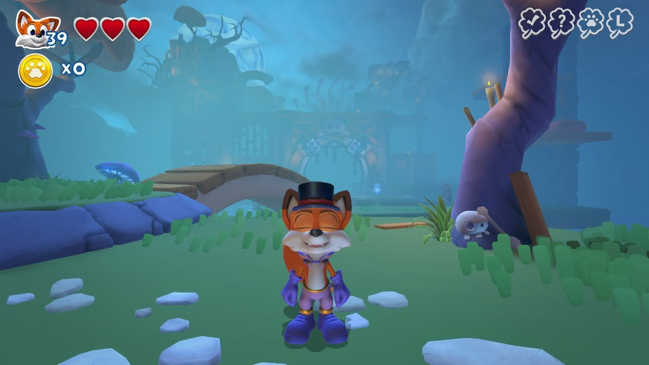 New Super Lucky's Tale 4