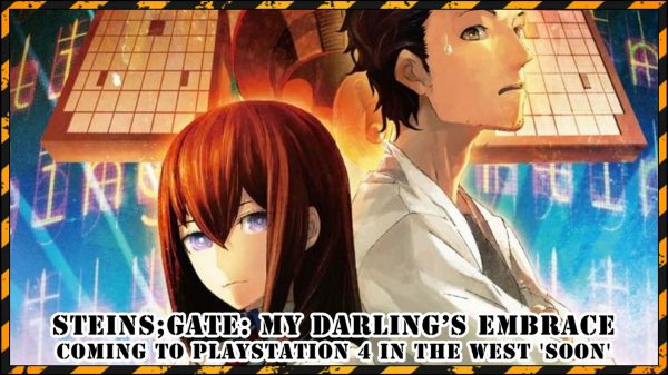 Steins;Gate: My Darling's Embrace – Coming to PlayStation 4 in the West 'soon' *Updated*