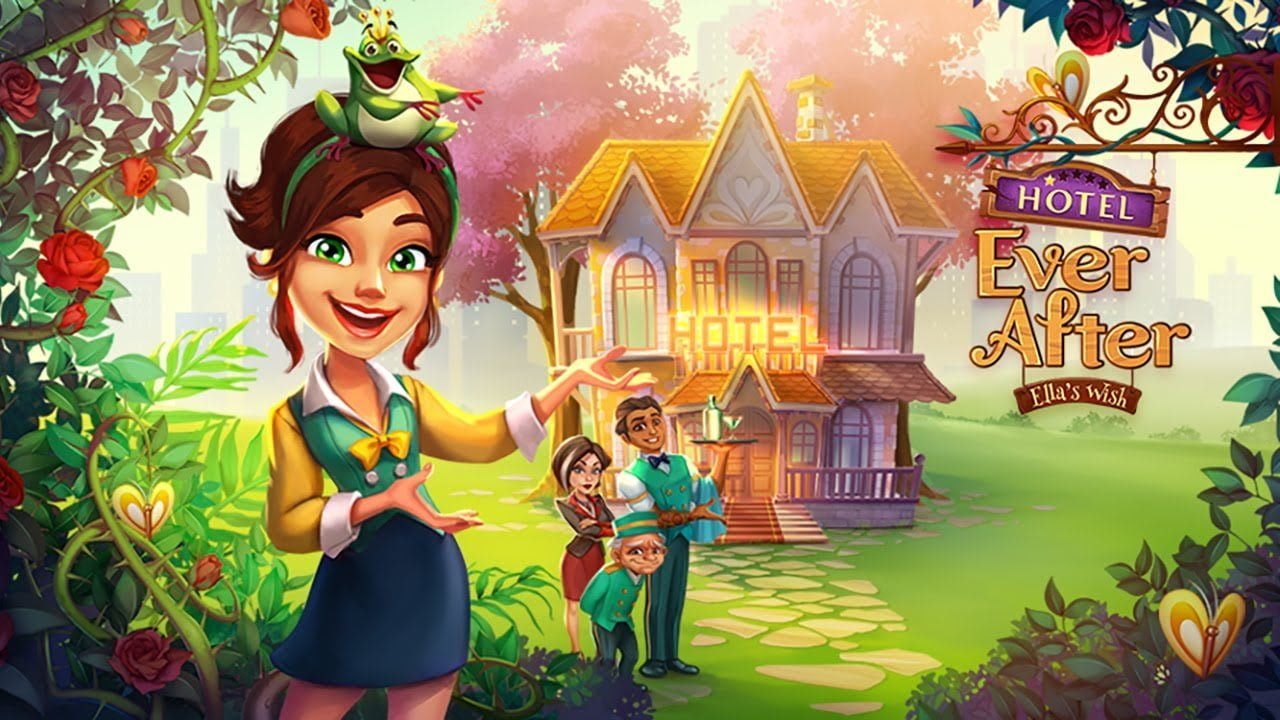 Hotel Ever After – Ella's Wish (PC) Review
