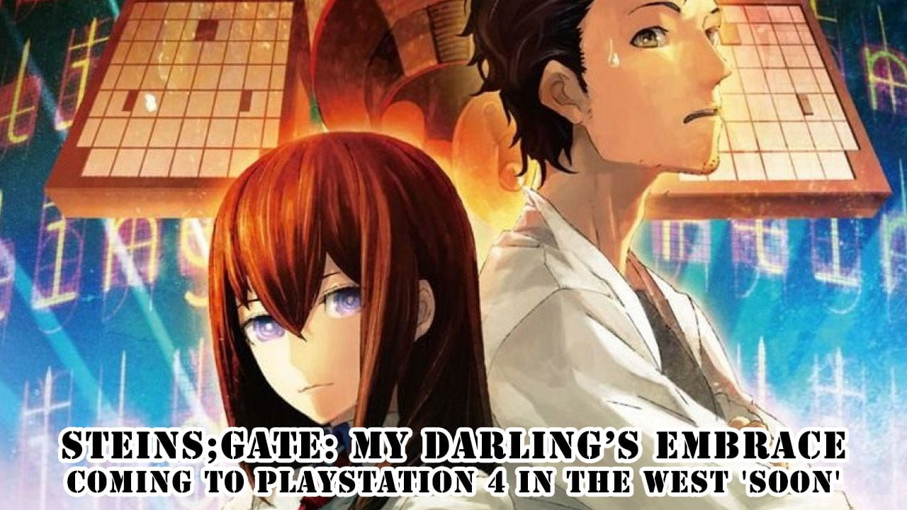 Steins;Gate: My Darling's Embrace – Coming to PlayStation 4 in the West 'soon'