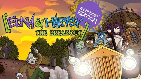 Edna & Harvey: The Breakout – Anniversary Edition (PC) Review
