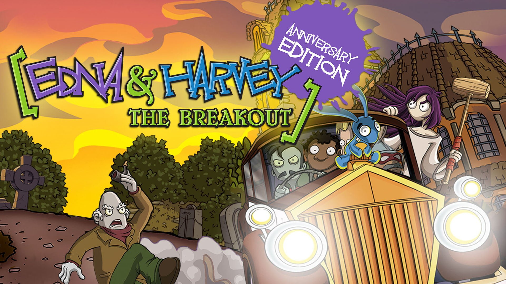 Edna & Harvey: The Breakout – Anniversary Edition (PS4) Review