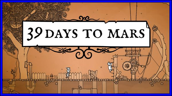 39 Days to Mars (PS4) Review