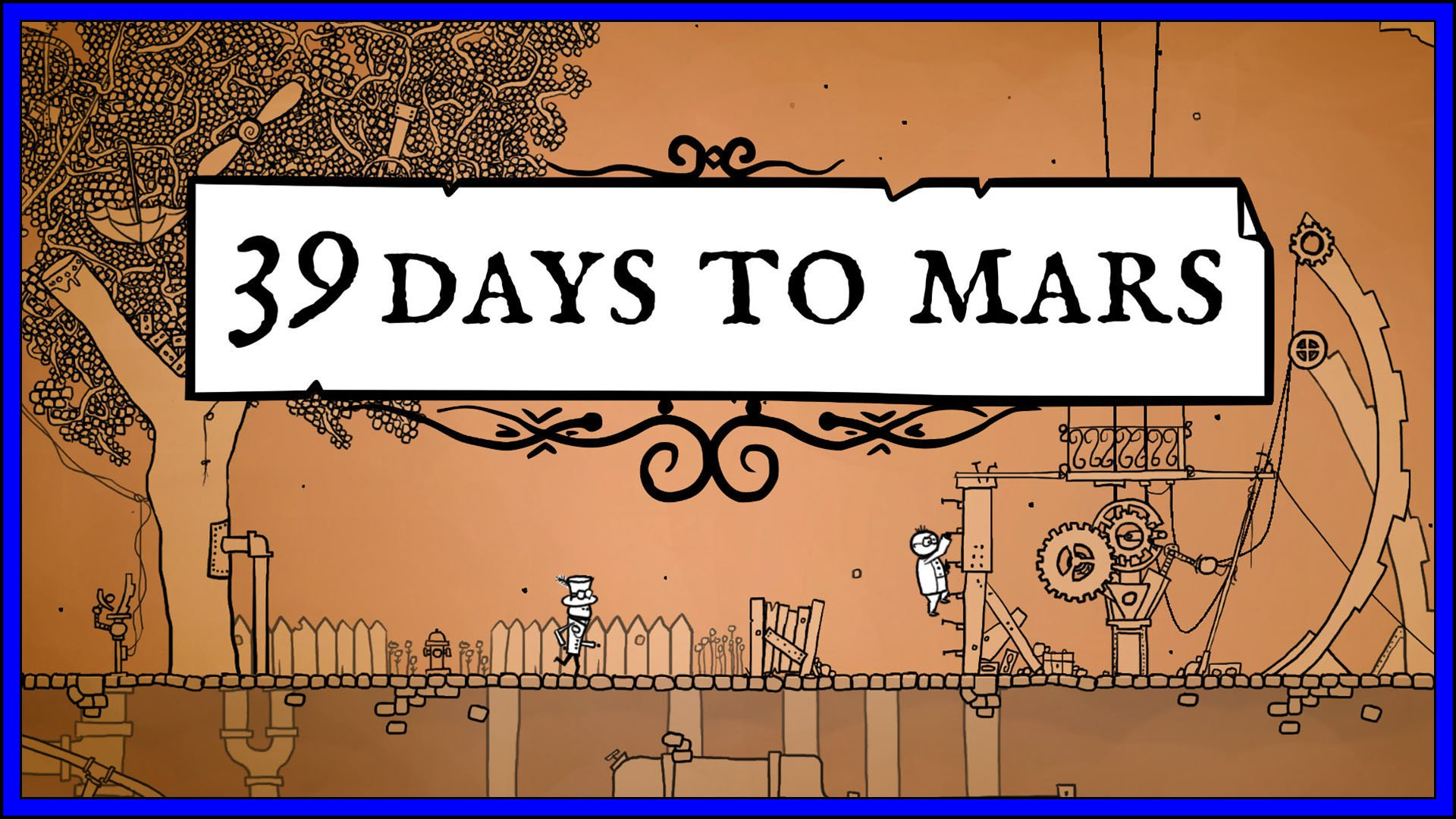 39 Days To Mars Fi3
