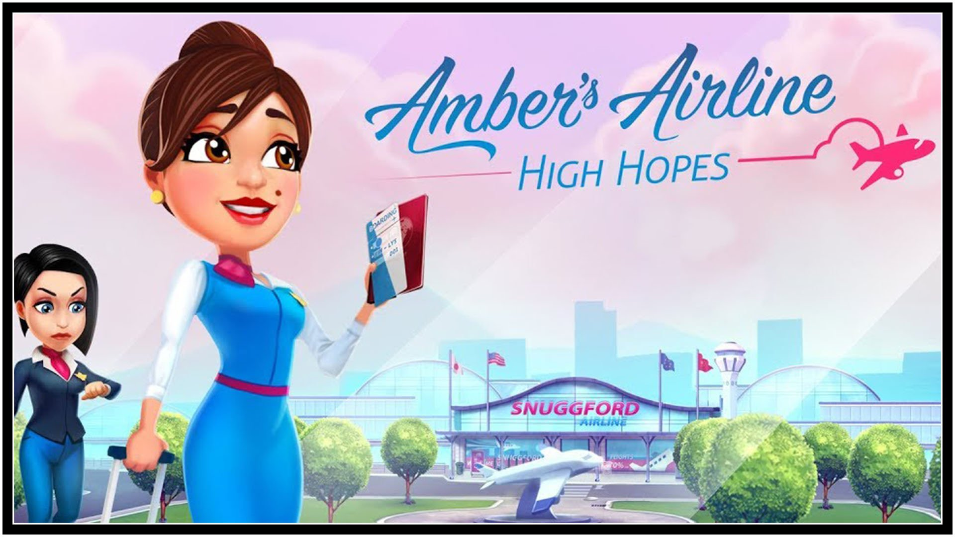 Amber's Airline High Hopes Fi3