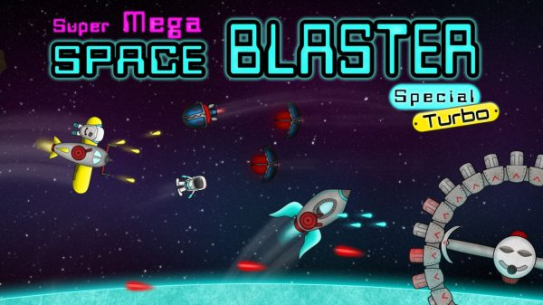Super Mega Space Blaster Special Turbo (PS4) Review