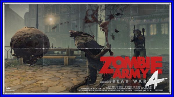 Zombie Army 4: Dead War (PS4) Review