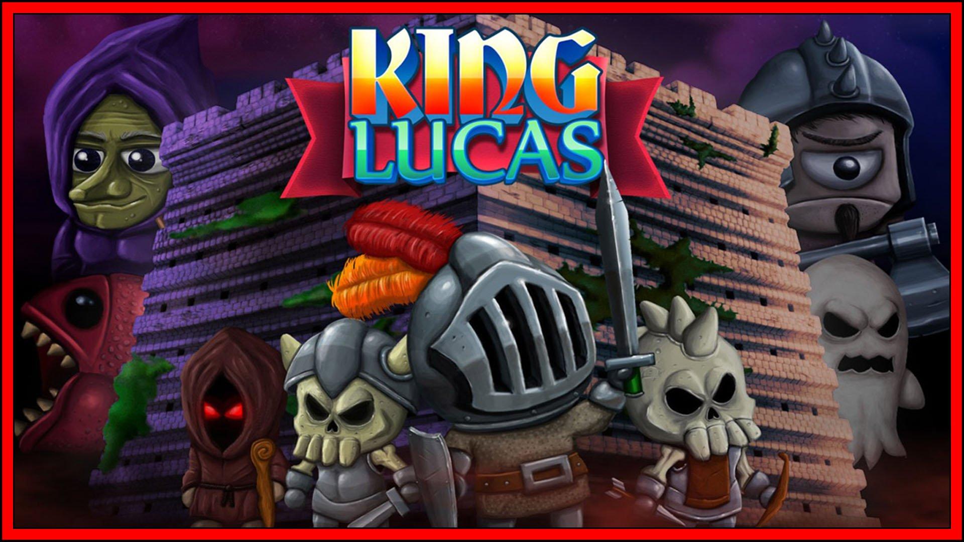 King Lucas (Nintendo Switch) Review