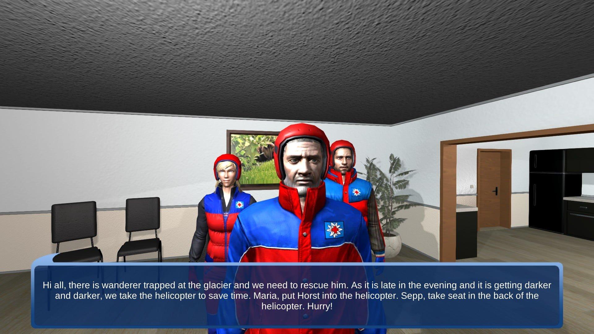 Mountain Rescue Simulator 2