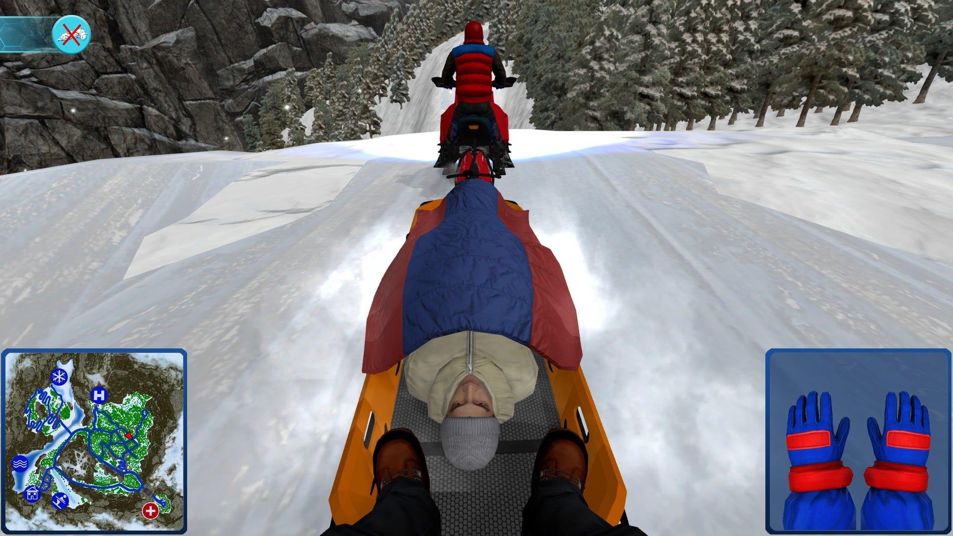 Mountain Rescue Simulator 4