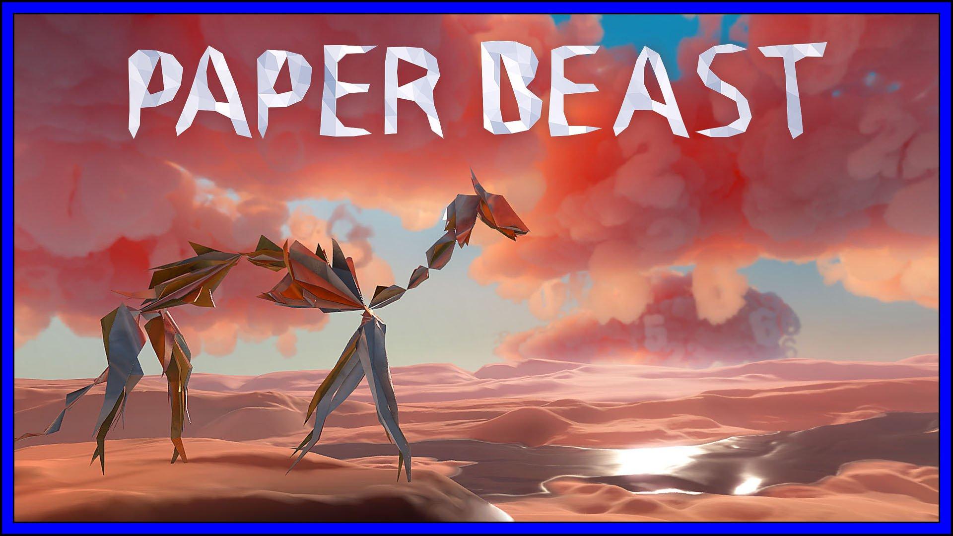 Paper Beast (PSVR) Review