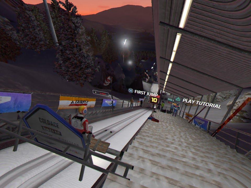 Ski Jumping Pro VR 1