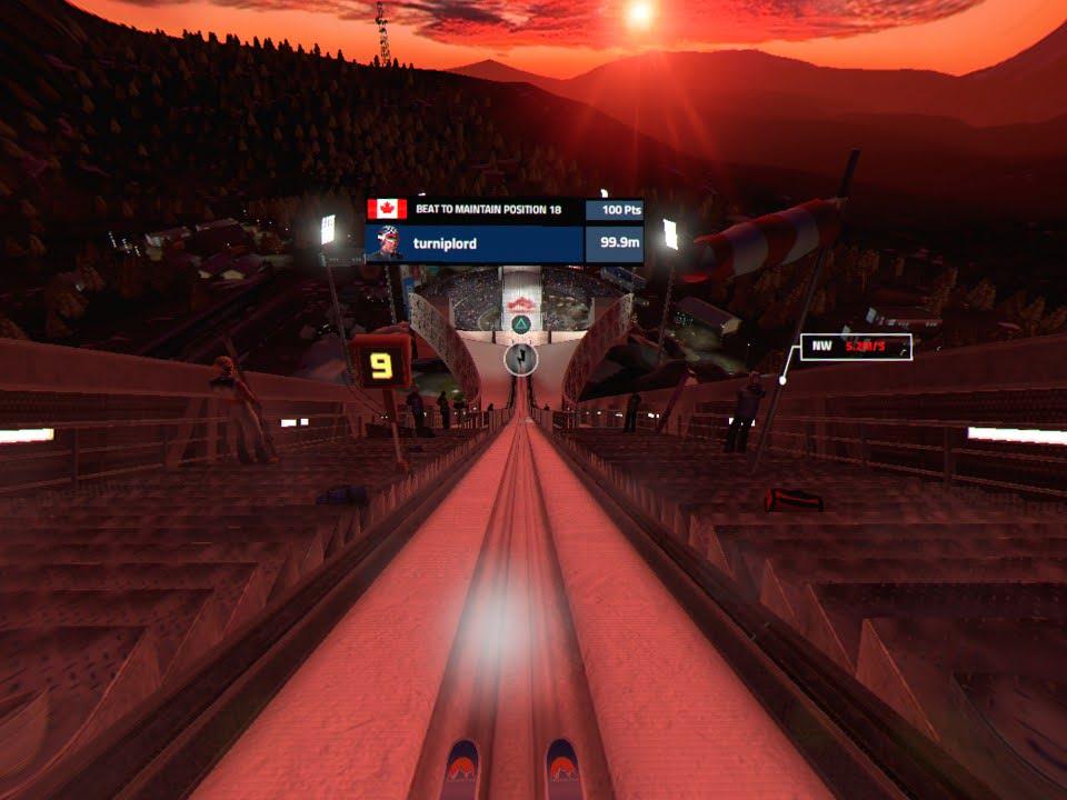 Ski Jumping Pro VR 2