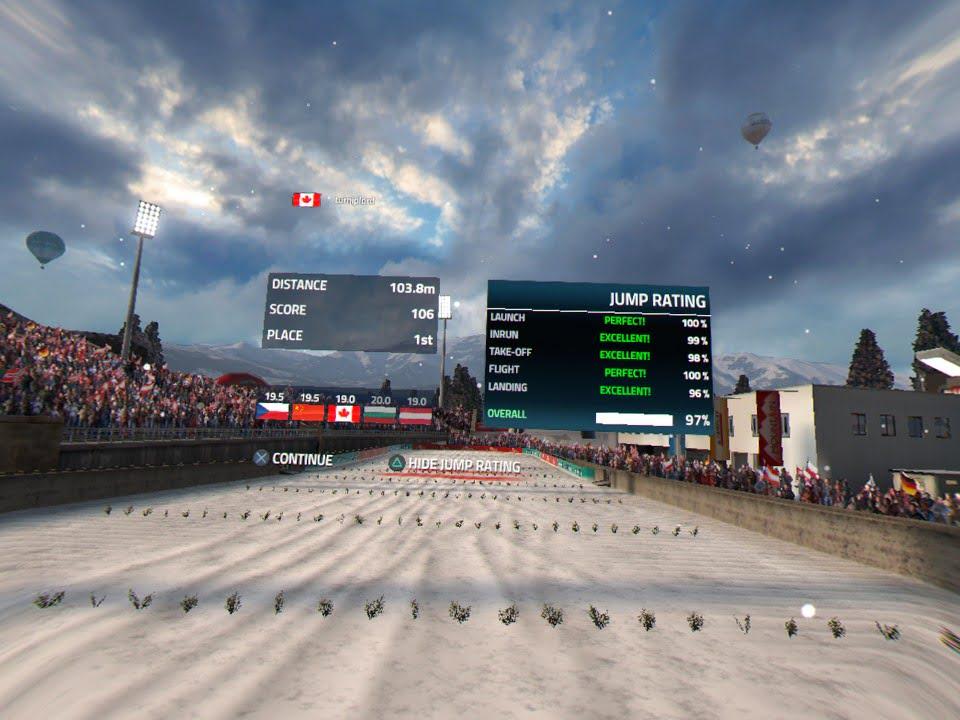 Ski Jumping Pro VR 3