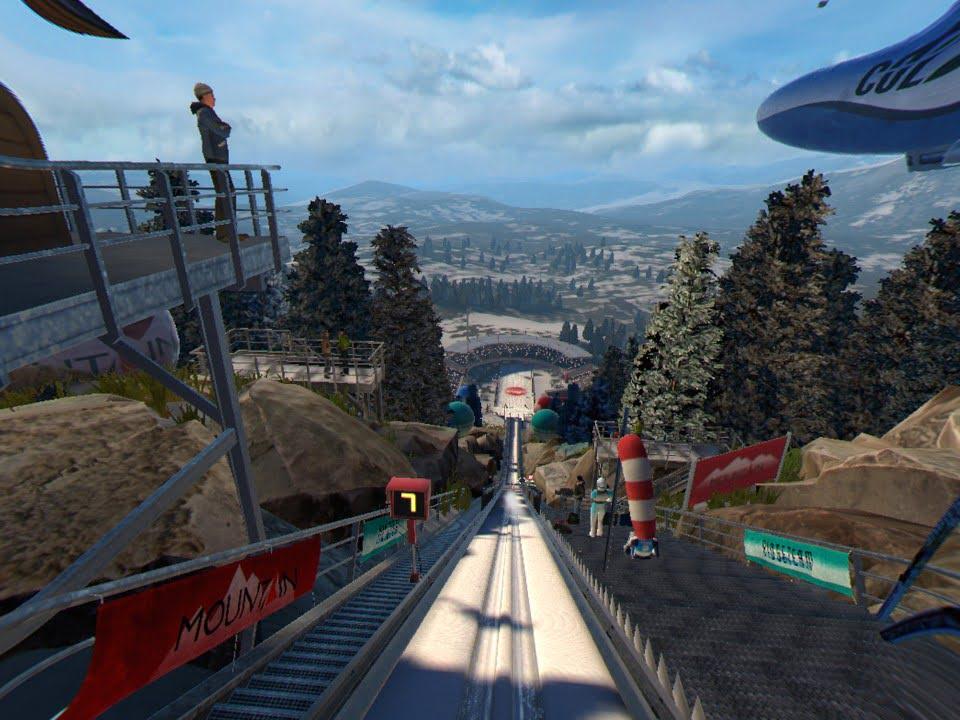 Ski Jumping Pro VR 4
