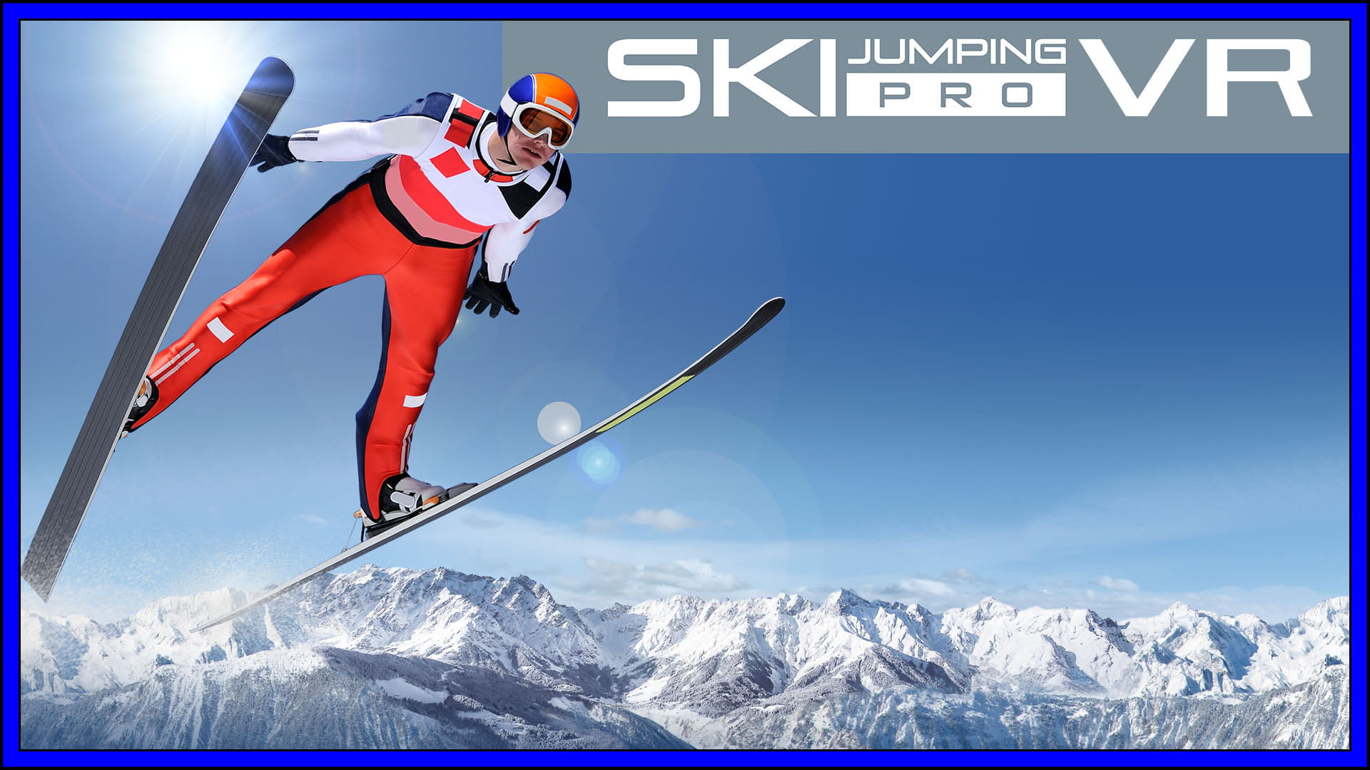 Ski Jumping Pro VR (PSVR) Review