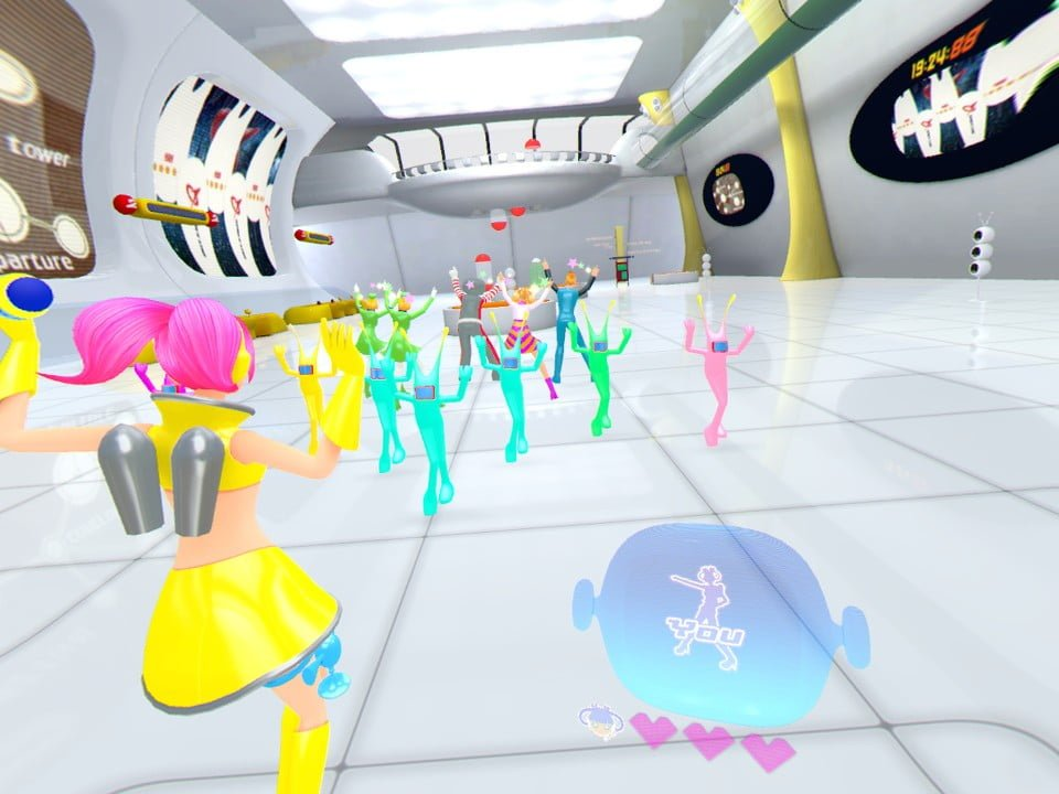 Space Channel 5 VR 2