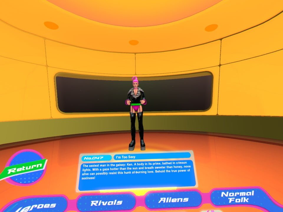 Space Channel 5 VR 4