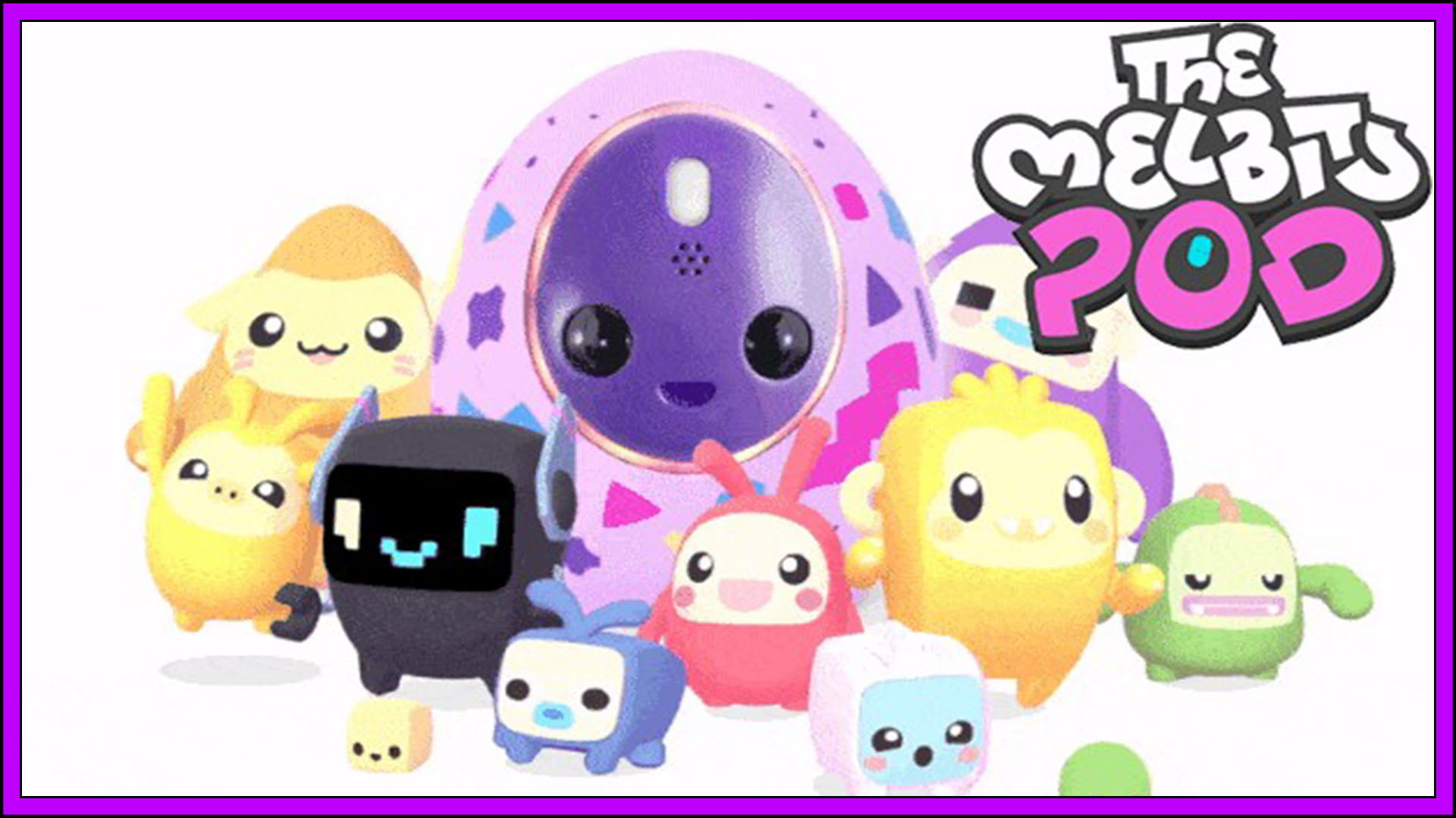 Melbits POD – Hands on Preview and Kickstarter information (Physical/Digital Toy) Preview