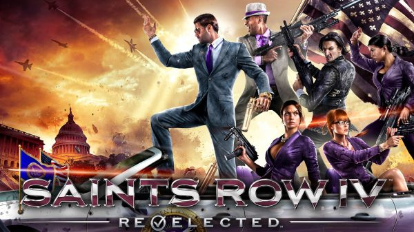 Saints Row IV: Re-Elected (Switch) Review