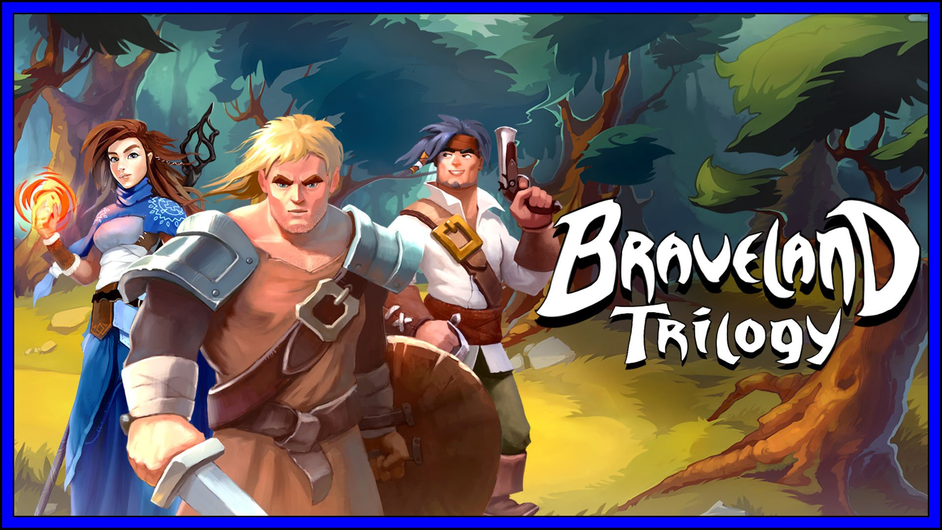 Braveland Trilogy (PS4) Review