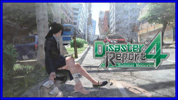 Disaster Report 4: Summer Memories (PS4/PSVR) Review