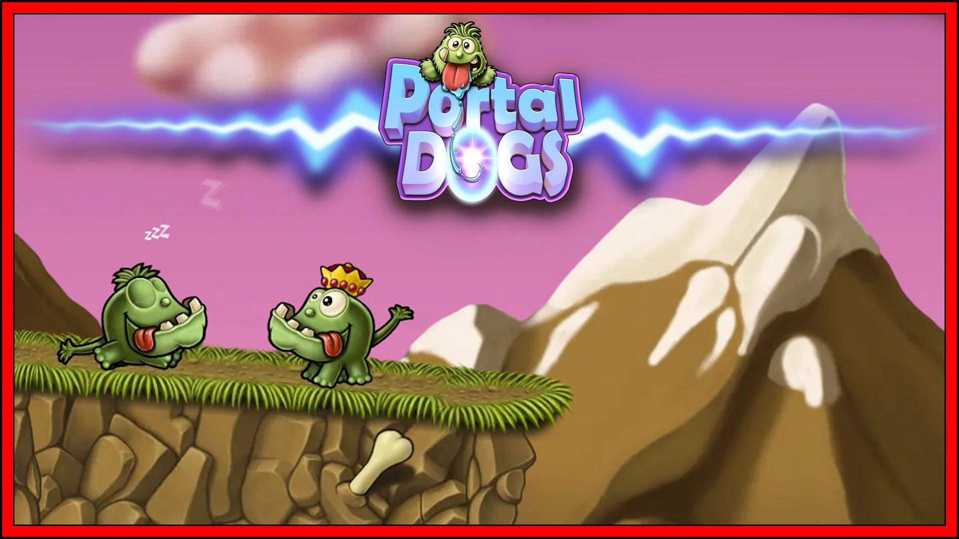 Portal Dogs Fi3