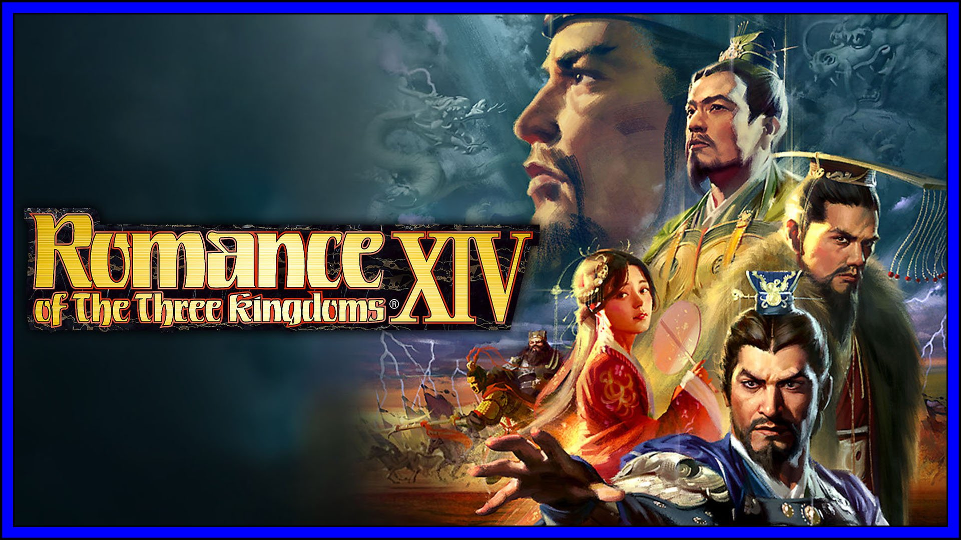 Romance Of The Three Kingdoms XIV Fi3
