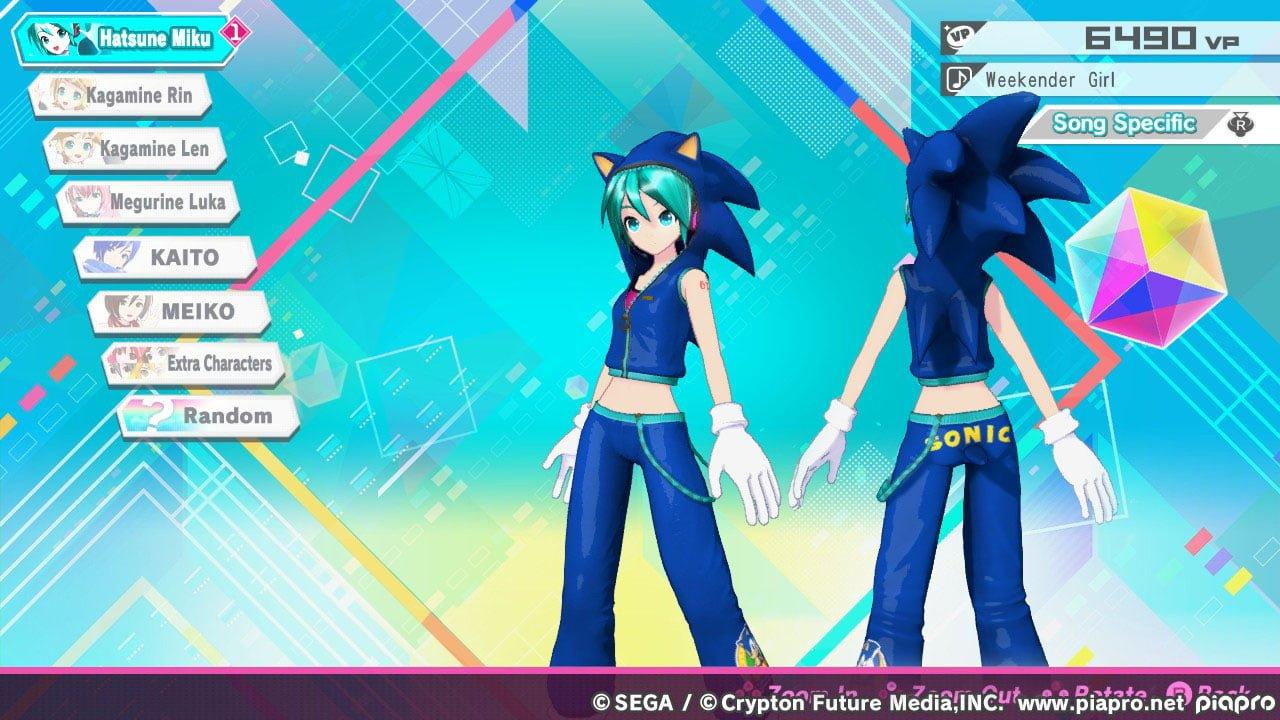Hatsune Miku Project DIVA Mega Mix 3