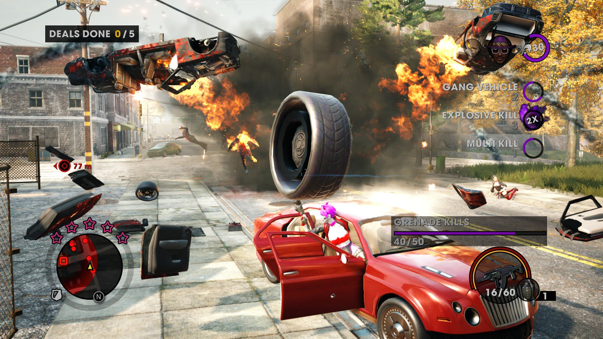 Saints Row The Third Remastered 2